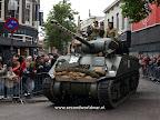 Bevrijdingsoptocht 2010 - Sherman firefly