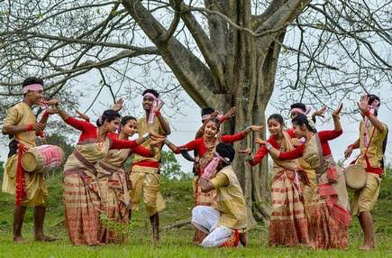 Rongali Bihu 2020 Wishes, Quotes, Images in Assamese and English