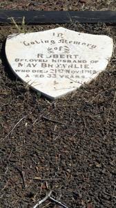 Pioneer Grave Closeup