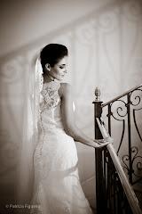Foto 0549pb. Marcadores: 30/09/2011, Casamento Natalia e Fabio, Fotos de Vestido, Internovias, Rio de Janeiro, Vestido, Vestido de Noiva