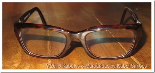 Óculos Emporio Armani e Lentes Essilor