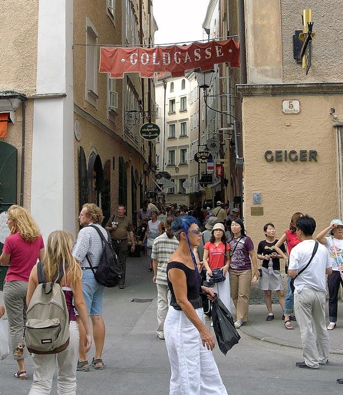 20. Salzburg - 3. Austria