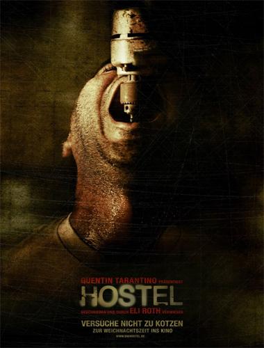Poster de Hostel 1