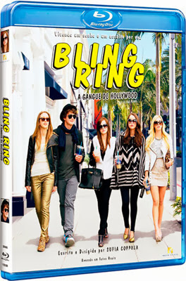 Filme Poster Bling Ring - A Gangue de Hollywood BDRip XviD Dual Audio & RMVB Dublado