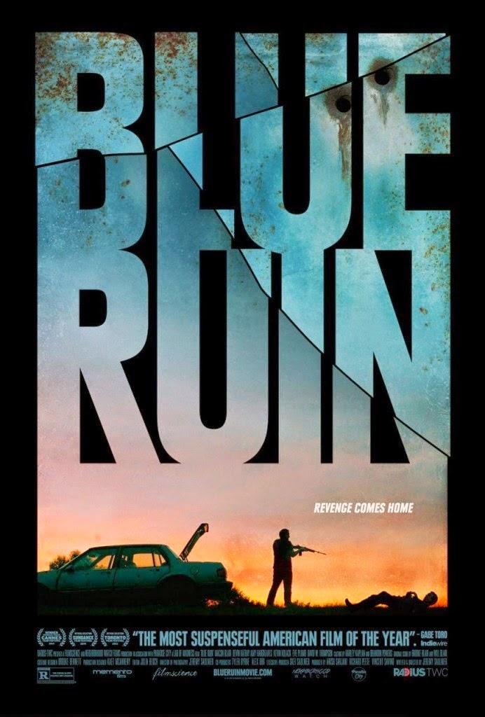 Τα Ερείπια Είναι Πάντα Θλιμμένα (Blue Ruin) Poster
