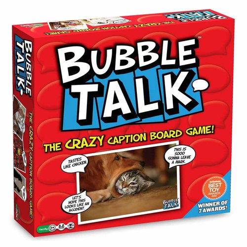 Bubble Talk game image