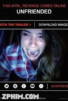 Hủy Kết Bạn - Unfriended (2014) Poster
