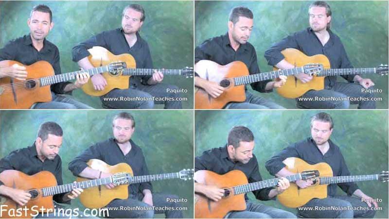 Robin Nolan - Fast Track: Gypsy Jazz Lessons