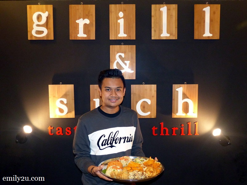 Grill & Such, Seri Kembangan, Selangor