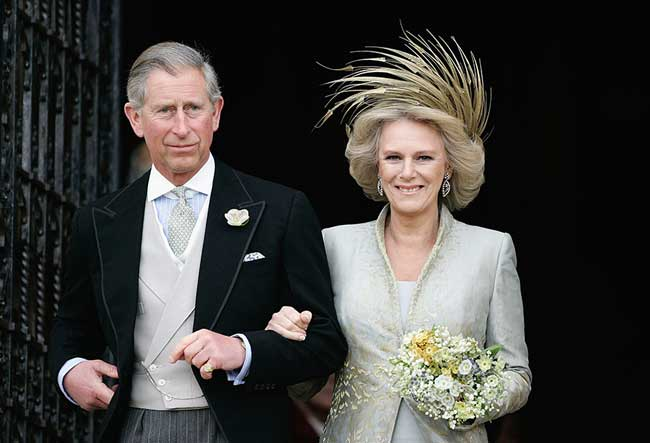 Prince Charles Has the Sweetest Photo of Wife Camilla in his Home Office