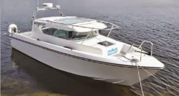 Шведская лодка Delta40
