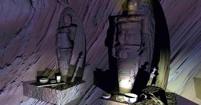 Antigos Egipcios no Grand Canyon 01