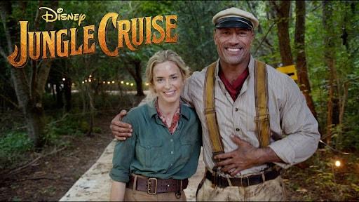 Jungle Cruise 2021 English Free Download