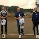 Tarkkuussuunnistus, Kokemäki 2016-08-06
