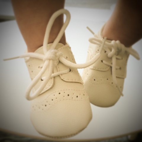 baby shoes brogues