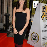 OIC - ENTSIMAGES.COM - Christine Bleakley  at the Professional Footballers' Association (PFA) Awards in London 26th April 2015  Photo Mobis Photos/OIC 0203 174 1069