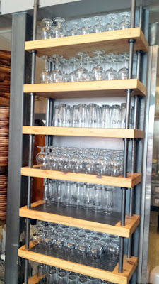 First Draft in Denver, Colorado - select your own glassware as you see fit