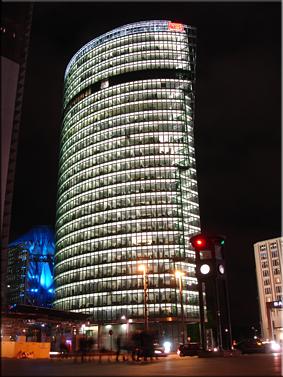 Edificio de la Deutsche Bahn - Potsdamer Platz - Berlín'10