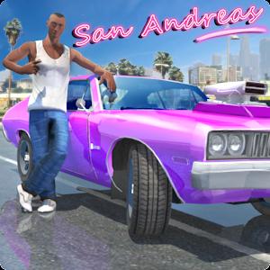 San Andreas Crime Simulator V - Gangster