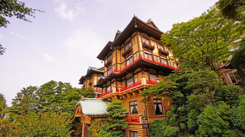 箱根 富士屋ホテル 写真2