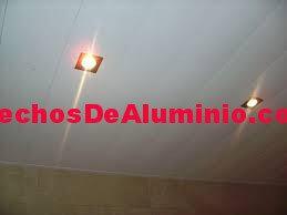 Techos aluminio Santanyí
