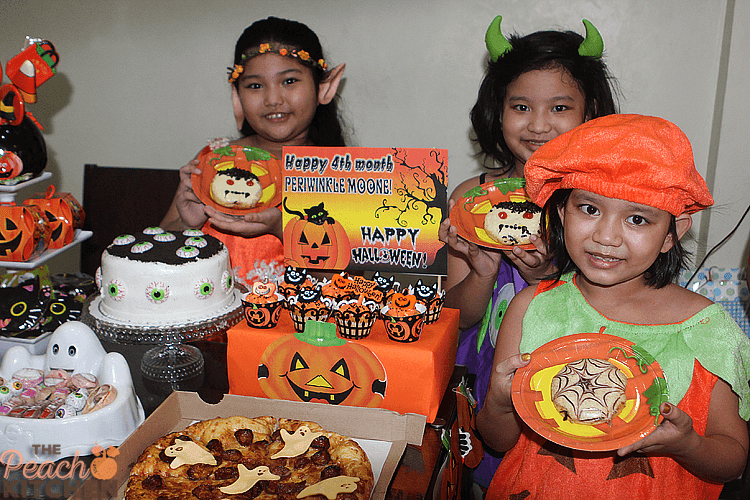 J.Co Halloween Donuts For Twinkle's Halloween Party