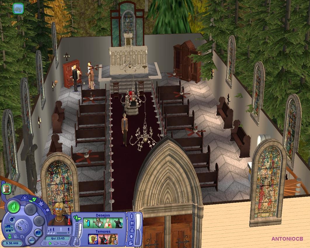 Sao Sims ScreenShot006