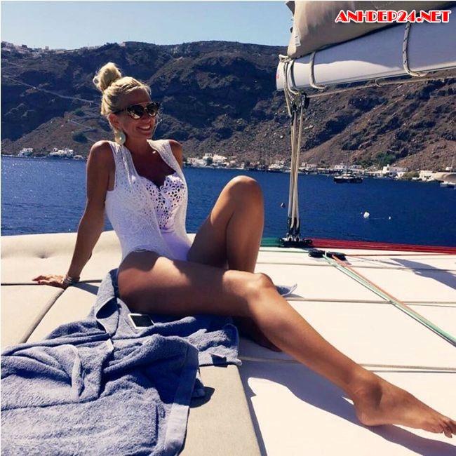 Body không thể sexy hơn được nữa của Victoria Lopyreva