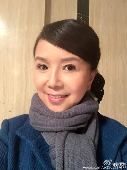 Teng Aixian China Actor