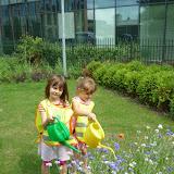 03.08.2012 Mali ogrodnicy Kota Edwarda w akcji!