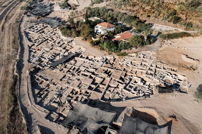 Ανακαλύφθηκε τεράστιο Βυζαντινό συγκρότημα οινοποίησης στο σημερινό Ισραήλ