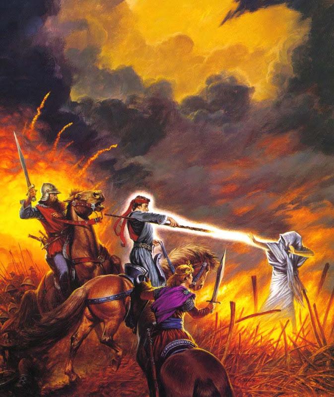Seets05, Magick Warriors 2