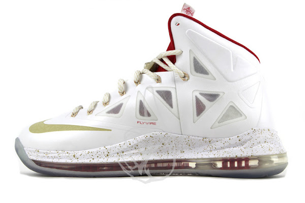 Ring Ceremony LeBron 10 PE Has a Third Version Now