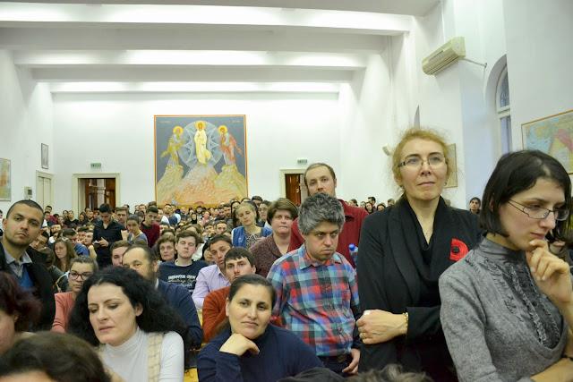 Pr. Constantin Necula despre tineri, FTOUB 118