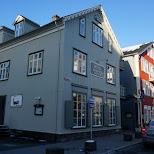 downtown Reykjavik in Reykjavik, , Iceland