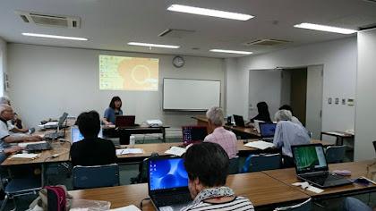 長久手市役所のFacebookを学ぶ教室