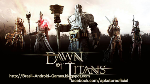 Dawn of Titans APK OBB Data