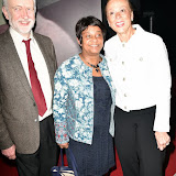 OIC - ENTSIMAGES.COM - Jeremy Corbyn, Doreen Lawrence and Lonnie Ali at the  I Am The Greatest - Muhammad Ali exhibition at The O2 London 3rd  March 2016 Photo Mobis Photos/OIC 0203 174 1069