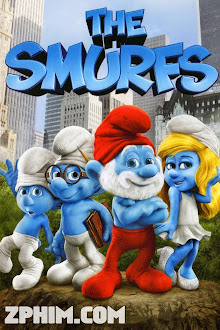 Xì Trum - The Smurfs (2011) Poster