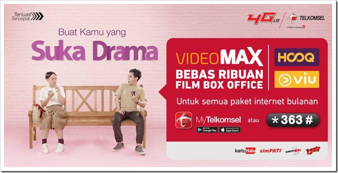 Paket Internet Untuk Streaming Video