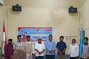 Dalam Musyawarah H.Muh.Rusdi Terpilih Sebagai Ketua Dekopin Di Kabupaten Sinjai