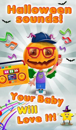 玩免費教育APP|下載Halloween Baby Phone Game app不用錢|硬是要APP