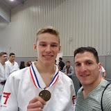 NK medailles judo