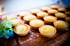 Eggless Lemon Tarts