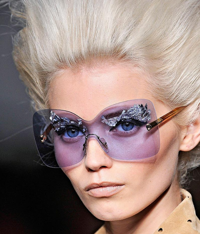 Fendi eyewear summer 2012