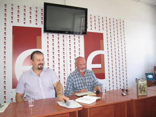 Презентація книжки Віктора Неборака «Іван Франко : вершини і низини»
