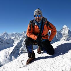 Nepal, Himalaya: Island Peak (Imja Tse)