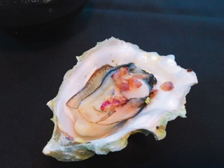 baked oyster