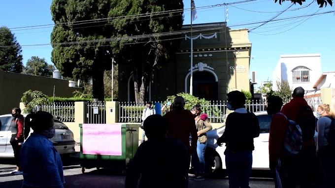 """Sesion Virtual: Pascale votó en contra de un pedido de pago de jóvenes de """"Santa Fe Más y fue interpelado, hubo denuncias por listados dudosos"""