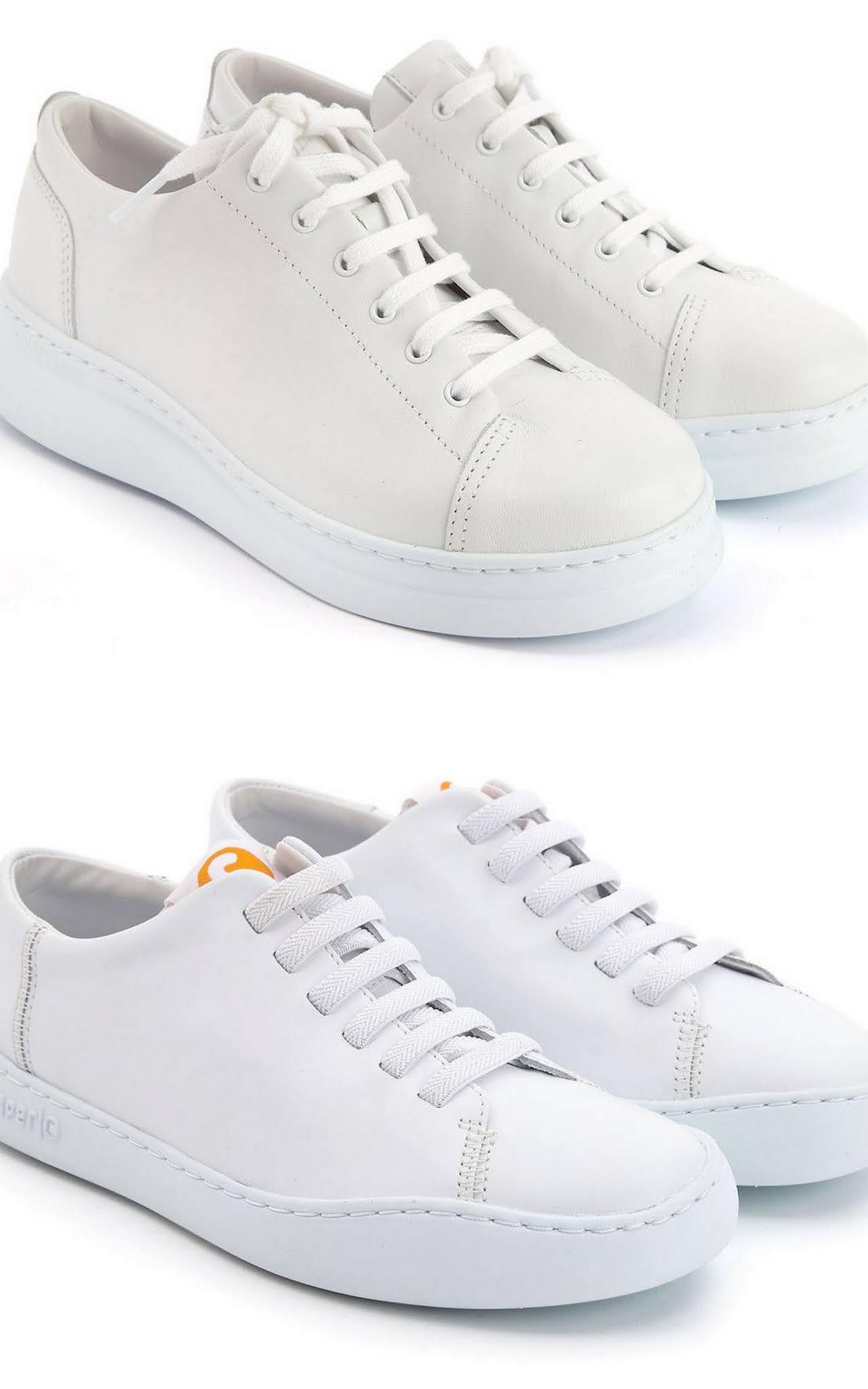 białe snaekersy najmodniejsze buty